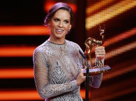 Germany's Bambi Awards honor individuals in entertainment, literature, sports and politics.