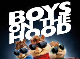 Alvin and the Chipmunks: The Road Chip is an upcoming American road-adventure family comedy film directed by Walt Becker and written by Randi Mayem Singer and Adam Sztykiel.