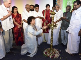 The 20th edition of the International Film Festival of Kerala (IFFK) - billed as an extravaganza of cinematic and artistic expression - began here in the Kerala capital on a grand note on Friday evening.