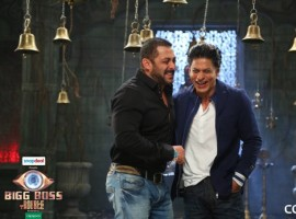 Salman Khan and Shah Rukh Khan relived a