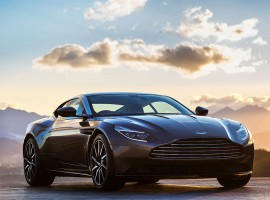 Aston Martin DB11: The latest DB series from Aston Martin is powered by a newly developed biturbo 5.2-liter V12 engine. It develops 600bhp and 700Nm of torque.