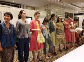 Kolkata based Garo by Priyangsu & Sweta will be showcasing an eclectic collection themed as