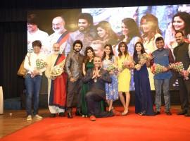 Celebrities attended the show were - Rohit Verma, Aneel Murarka, Shweta Khanduri, Shagun Gupta, Smita Gondkar, choreographer Shabina Khan, Vivek Mishra and Kanwaljit.