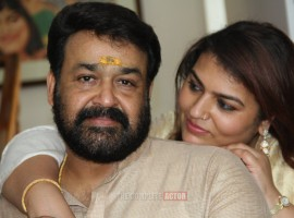 Mollywood superstar Mohanlal and his wife Suchitra celebrate their 28th wedding anniversary on Thursday, April 28 in Vietnam.