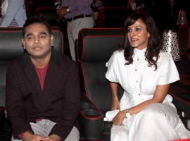 Oscar-winning composer A.R. Rahman on Monday launched the trailer of