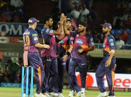 Delhi Daredevils (DD) worsened their chances of making it to the Indian Premier League (IPL) play-offs after going down to Rising Pune Supergiants by 19 runs via Duckworth-Lewis method in a rain-marred tie at the VCA Stadium on Tuesday.
