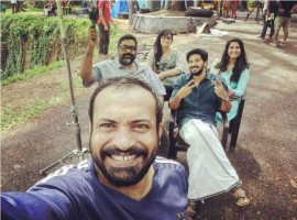 Bollywood cinematographer CK Muraleedharan's daughter Karthika is all set to make a mark in the Mollywood industry. The celebrity kid makes her acting debut in Dulquer Salmaan's upcoming untitled Malayalam movie, directed by Amal Neerad.
