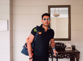 Seasoned batsman Yuvraj Singh, whose team Sunrisers Hyderabad clinched their maiden Indian Premier League (IPL) crown defeating Royal Challengers Bangalore (RCB) in the final, said the win is right next to his victories in the 50-over World Cup and the World Twenty20.