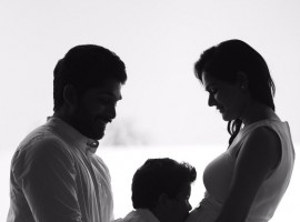 Telugu star Allu Arjun and his wife Sneha Reddy, who have been married for five years, are expecting their second child. The couple already have a son named Ayaan.