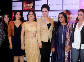 Celebs like Rouble Nagi, Arpita Khan Sharma, Esha Deol, Soma Bhatta, Nawaz Gautam Singhania, Pearl Contractor, and many others at the Retail Jeweller India Awards 2016.