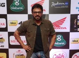 Venkatesh, Nani at Mirchi Awards 2016