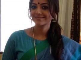 South indian actress Kajal Agarwal's look in Ajith's Thala 57 movie.