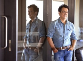Sajid Nadiadwala is on a success spree with a hatrick of hit films this year.
