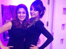 Nayanthara and Trisha