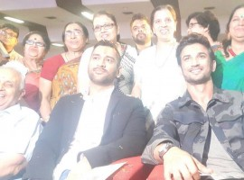 The makers of MS Dhoni: The Untold Story had launched the trailer of the movie today in national capital Delhi. Dhoni and Sushant get nostalgic while unveiling the trailer of MS Dhoni: The Untold Story in Delhi.