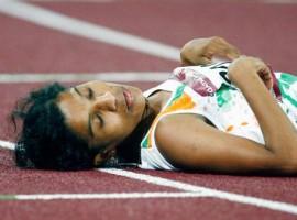 OP Jaisha at Rio Olympics.