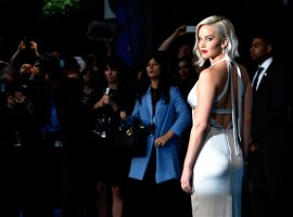 1: Jennifer Lawrence is the world's highest-paid actress for the second consecutive year, according to the latest ranking from Forbes. The star of the Hunger Games franchise earned $46 million before taxes, in part from a big upfront fee for the forthcoming film Passengers.