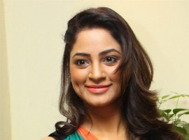 South Indian Actress Shilpi Sharma at D'sire Exhibition Launch at Taj Krishna in Hyderabad.