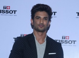 Bollywood actor Sushant Singh Rajput launched a new collection titled Le Locle Regulatateur of the luxury time piece brand Tissot here on Thursday.