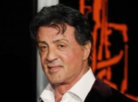 Hollywood superstar Sylvester Stallone found himself as a victim of a death hoax, but dismissed the rumour with a fun photograph.