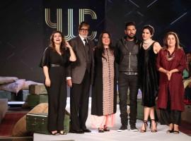 Cricketer Yuvraj Singh has forayed into the fashion industry by launching his brand YWC Fashion in collaboration with designers Shantanu and Nikhil. Several Bollywood celebrities like Amitabh Bachchan, Deepika Padukone, Farhan Akhtar, Riteish Deshmukh, Farah Khan, Arjun Rampal, Neha Dhupia added glam quotient to the event.