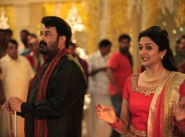 Oppam is an upcoming Malayalam crime thriller movie directed by Priyadarshan and produced by Antony Perumbavoor under the Aashirvad Cinemas banner. The film stars Mohanlal,  Anusree and Vimala Raman in the lead role, while Samuthirakani, Nedumudi Venu, Arjun Nandhakumar, Renji Panicker, Chemban Vinod Jose, Siddique, Mamukkoya, Kalabhavan Shajohn, Kunchan, Baby Meenakshi, Idavela Babu, Kalasala Babu, Sona Heiden, Aju Varghese, Pradeep Chandran, Arun Benny and Kaviyoor Ponnamma appears in the supporting role. Mohanlal is playing a blind man throughout this film and it will be the first time that he is playing a full-fledged blind character in his career.