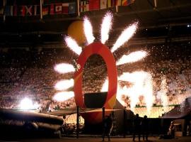 Rio Paralympics 2016: Opening ceremony.