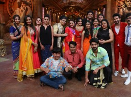 COLORS' popular show Comedy Night Bachao has witnessed a lot of popular actors facing a volley of jokes directed at them by the wacky brigade of comedians.