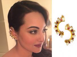 Celebs like Sonakshi Sinha, Shradha Kapoor, Malaika Arora, Lisa Ray, Sonali Bendre and Twinkle Khanna flaunt Amrapali jewellery.