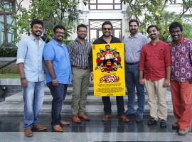 South Indian actor R. Madhavan unveils the First Look Poster of