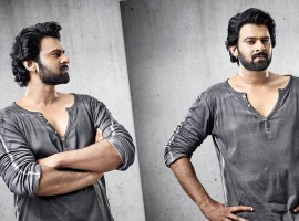 Young Rebel Star Prabhas' Photoshoot for Mahindra TUV300 AD.