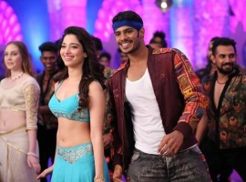 Actress Tamannaah Bhatia has been roped in to feature in a special song in upcoming Telugu-Kannada bilingual film