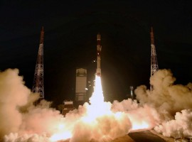 An Indian Polar Satellite Launch Vehicle (PSLV) rocket on Monday morning lifted off successfully with the country's weather satellite SCATSAT-1 and seven others. The Indian Space Research Organisation (ISRO) will for the first time, be using its own multiple burn technology while launching eight satellites - five foreign and three domestic - in different orbits.