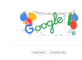 As Google celebrated its 18th birthday with an animated, festive-balloon Doodle on Tuesday, there were some confusion regarding the date as the search engine giant has celebrated its birthday on other days in the month of September in the past.
