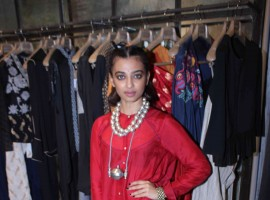 Bollywood actress Radhika Apte unveiled