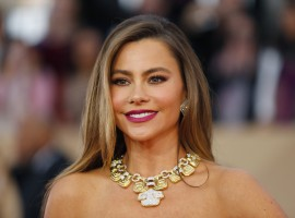 Sofia Vergara topped the Forbes's list of highest paid television actresses for the fifth year in a row. Vergara earned earned $43 million in a year to become the highest paid actress.