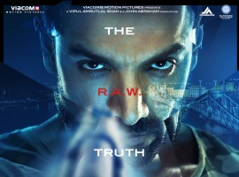 The makers of Force 2 unveiled the first poster of the film and it has left us wanting more! The poster,  showcases lead protagonist John Abraham with a loaded gun,  all ready to shoot. The very first creative content of the film,  the poster gives us insights into the raw and rustic, high on action package that has been created by director Abhinay Deo. Vipul Amrutlal Shah's Force 2, a sequel to 2011's action packed Force is to feature John Abraham as a R.A.W agent.