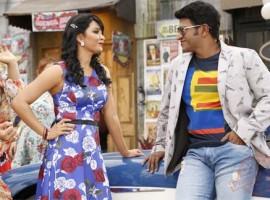 Doddmane Hudga is an upcoming Kannada movie co-written and directed by Duniya Soori and produced by M. Govindu under the Ajay Pictures banner. The film stars Puneeth Rajkumar and Radhika Pandit in the lead role, while Ambareesh, Sumalatha, Bharathi Vishnuvardhan, Srinivasa Murthy, Krishna, P. Ravi Shankar, Rangayana Raghu, Chikkanna,  Avinash, Santosh and Udaya Raghav appear in the supporting role.