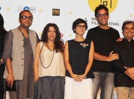 Photos of Press conference of Jio MAMI 18th Mumbai Film Festival.