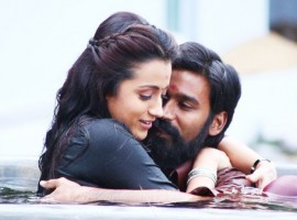 Dharma Yogi is an upcoming Telugu movie directed by RS Durai Senthilkumar. The film stars Dhanush, Trisha Krishnan and Anupama Parameswaran in the lead role. The songs and background score for the film are composed by Santhosh Narayanan.