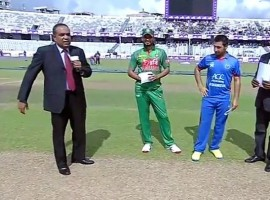 Bangladesh v Afghanistan 3rd ODI: Bangladesh won the toss and opted to bat.