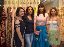 The evening was co-hosted by Gauri Malhotra Narang and Suved Lohia. The glamorous soireé saw some famed names like Malaika Arora Khan, Bhumi Pednekar, Anchal Kumar, Shamita Singha, Amrita Raichand, Manasi Scott and Kritika Kamra from the industry wearing outfits from Sionnah to show support to this stylish new fashion hub. Other guests included Malini Agarwal, Kim Sharma, Suchitra Pillai, Ashish Sajnani and Sunny Kaushal.