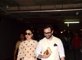 Bollywood celebs like Aishwarya Rai Bachchan, Sushmita Sen, Tamannaah Bhatia, Kareena Kapoor Khan, Saif Ali Khan, Rana Daggubati, Govinda and many more spotted at Mumbai airport.