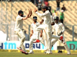 India beat New Zealand by 197 runs in 2nd Test in Kolkata