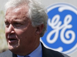 10. GE: General Electric (GE) has been in the top 10 for a few years now. The American MNC which has its headquarters in Boston, Massachusetts, is headed by Jeffrey Immelt who took over in 2001. GE is currently valued at US $ 43,130 million.