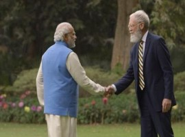 Prime Minister Narendra Modi says if the world helps him with technology, he will be the first person to
