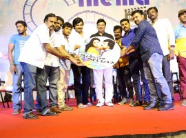 Tamil movie Aarambame Attagasam Title Song Launch event held at Madras Institute Of Technology (MIT) in Chennai. Celebs like Pandiarajan, K Bhagyaraj, Ranga, Lollu Sabha Jeeva and others graced the event.