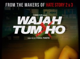 Check out Wajah Tum Ho first look poster. Wajah Tum Ho is an upcoming Bollywood movie directed by Vishal Pandya. Starring Sana Khan in the lead role.