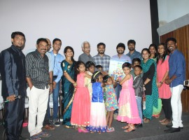 Tamil movie Kutty Kutty Paatu Music Album Launch event held at Chennai. Celebs like Aari, Navin Shanker, Madhan Karky, Vetri Mahalingam, Kavignar Vanamathi and others graced the event.