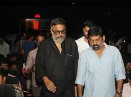 Tamil movie Savarakkathi Trailer Launch event held at Sathyam cinemas in Chennai. Celebs like Mysskin, PC Sreeram, Bhagyaraj, Nasser, PA. Ranjith, Arrol Corelli, Tamizhachi Thangapandian, Balajisakthivel, Sasi, Poorna, Director Ram, Prasanna, Director Adhithya and others graced the event.